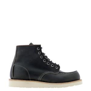 レッドウィング Red Wing Shoes メンズ ブーツ シューズ・靴 Leather Army Boots Black fermart