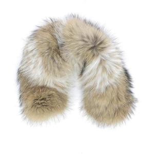 ミスター&ミセス イタリー Mr & Mrs Italy レディース マフラー・スカーフ・ストール Raccoon fur neck Multicolor fermart