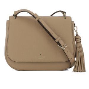 ケイト スペード レディース ショルダーバッグ バッグ Beige leather shoulder bag Beige|fermart