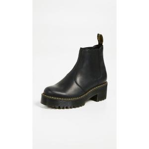 ドクターマーチン Dr. Martens レディース ブーツ シューズ・靴 Rometty Chelsea Boots Black|fermart