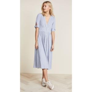 フリーピープル レディース ワンピース ワンピース・ドレス Love of My Life Dress Blue|fermart