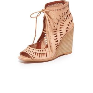 ジェフリー キャンベル レディース サンダル・ミュール シューズ・靴 Rodillo Wedge Sandals Nude|fermart