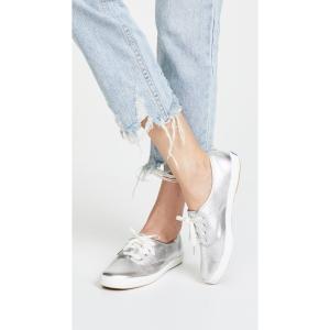 ケッズ レディース スニーカー シューズ・靴 x Kate Spade New York Sneakers Silver|fermart