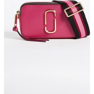 マーク ジェイコブス The Marc Jacobs レディース ショルダーバッグ バッグ Snapshot Cross Body Bag Hibiscus Multi|fermart