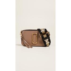 マーク ジェイコブス The Marc Jacobs レディース ショルダーバッグ カメラバッグ バッグ Snapshot Camera Bag French Grey Multi|fermart