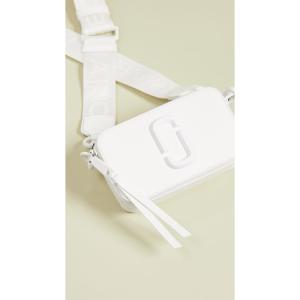 マーク ジェイコブス The Marc Jacobs レディース ショルダーバッグ カメラバッグ バッグ Snapshot DTM Camera Bag Moon White|fermart