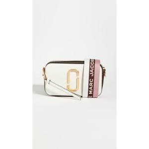 マーク ジェイコブス The Marc Jacobs レディース ショルダーバッグ カメラバッグ バッグ Snapshot Camera Bag Cotton Multi|fermart