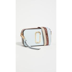 マーク ジェイコブス The Marc Jacobs レディース ショルダーバッグ カメラバッグ バッグ Snapshot Camera Bag Lake Blue Multi|fermart