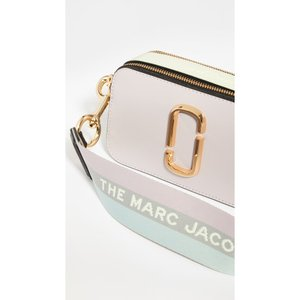 マーク ジェイコブス The Marc Jacobs レディース ショルダーバッグ カメラバッグ バッグ Snapshot Camera Bag Dusty Lilac Multi|fermart