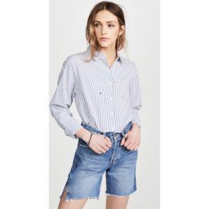 サンドリー SUNDRY レディース ブラウス・シャツ トップス oversize shirt Natural|fermart