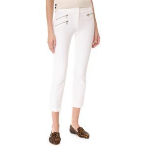 ヴェロニカ ベアード レディース スキニー・スリム ボトムス・パンツ Roxy Ankle Length Pants White|fermart
