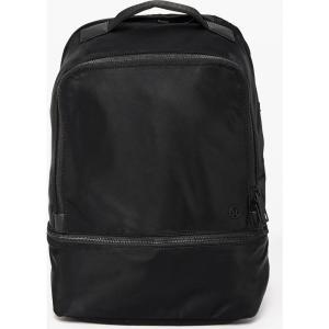 ルルレモン lululemon レディース バッグ バックパック・リュック ヨガウェア City Adventurer Backpack black|fermart