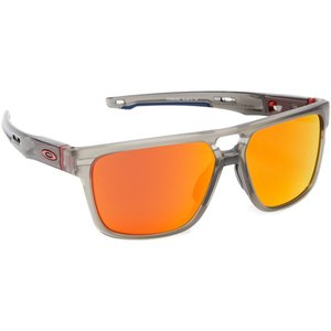 オークリー メンズ メガネ・サングラス Crossrange Patch PRIZM Sunglasses Grey/Ruby|fermart