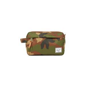 ハーシェル サプライ Herschel Supply Co. メンズ ポーチ Chapter Travel Kit Woodland Camo/Multi Zip|fermart