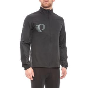 パールイズミ Pearl Izumi メンズ アウター 自転車 MTB Barrier Cycling Jacket Black|fermart