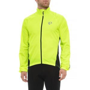 パールイズミ Pearl Izumi メンズ アウター 自転車 ELITE Barrier Cycling Jacket Screaming Yellow|fermart