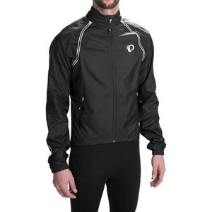 パールイズミ Pearl Izumi メンズ アウター 自転車 ELITE Barrier Cycling Jacket - Convertible Black|fermart