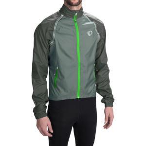 パールイズミ Pearl Izumi メンズ アウター 自転車 ELITE Barrier Cycling Jacket - Convertible Smoked Pearl|fermart