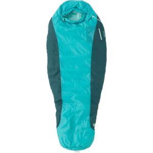 マーモット Marmot レディース ハイキング・登山 寝袋 20 F Sorcerer Sleeping Bag - Mummy Patina Green|fermart