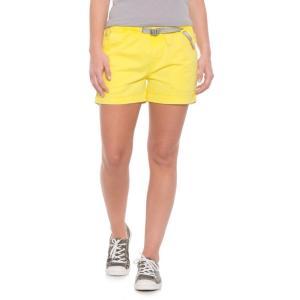 グラミチ レディース ショートパンツ ボトムス・パンツ G Shorty Shorts - UPF 50+ Blazing Yellow fermart