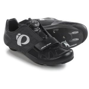 パールイズミ Pearl Izumi レディース シューズ・靴 自転車 ELITE Road IV Cycling Shoes - 3-Hole Black/Black|fermart