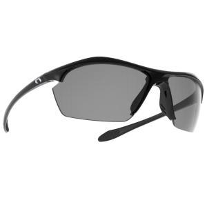 アンダーアーマー メンズ メガネ・サングラス Zone XL Sunglasses - Satin Frame Satin Black/Gray|fermart