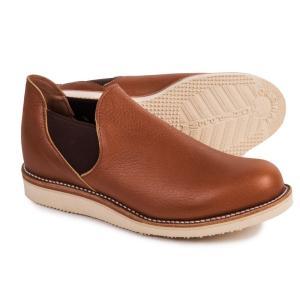 チペワ Chippewa メンズ スリッポン・フラット シューズ・靴 1967 Original Romeo Shoes - Leather, Slip-Ons Vermont Saddle fermart