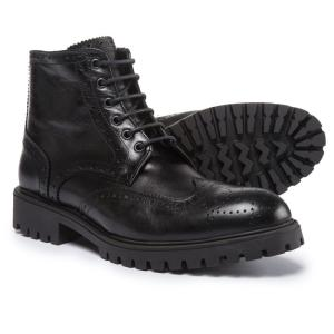 ア テストーニ A. Testoni メンズ ブーツ シューズ・靴 Made in Italy Diffusion Ankle Boots - Leather Black fermart