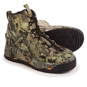 コーカーズ レディース シューズ・靴 釣り・フィッシング Ambush Wading Boots - Interchangeable Outsoles Mossy Oak Breakup Infinity|fermart