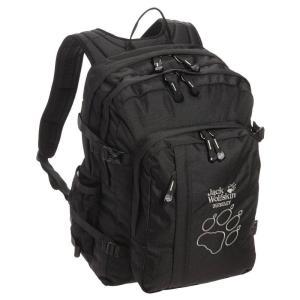 ジャックウルフスキン Jack Wolfskin レディース バックパック・リュック ハイキング・登山 Berkeley 20L Backpack Black|fermart
