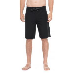 アンダーアーマー Under Armour メンズ 海パン 水着・ビーチウェア Mania Tidal Rigid Boardshorts - UPF 30+ Black fermart