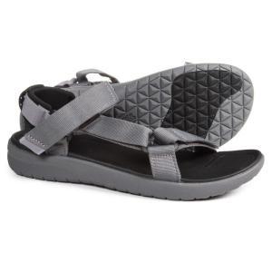 テバ メンズ サンダル シューズ・靴 Sanborn Universal Sport Sandals Grey fermart