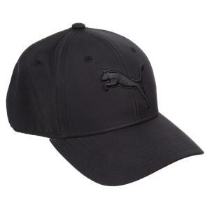 プーマ Puma メンズ キャップ 帽子 Evercat Dillon Stretch Fit Baseball Cap Black fermart