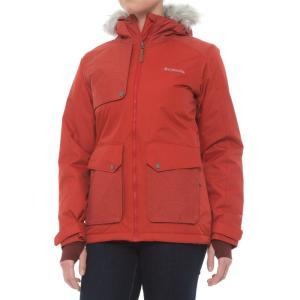 コロンビア Columbia Sportswear レディース アウター スキー・スノーボード Sportswear Alpine Vista Omni-Tech Ski Jacket - Waterproof, Insulated Sail Red|fermart