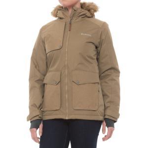 コロンビア Columbia Sportswear レディース アウター スキー・スノーボード Sportswear Alpine Vista Omni-Tech Ski Jacket - Waterproof, Insulated Truffle|fermart