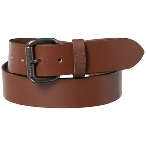 ディーゼル Diesel メンズ ベルト Mino7 Buffalo Leather Belt Vintage/Walnut|fermart