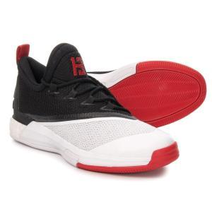 アディダス adidas メンズ シューズ・靴 バスケットボール Crazylight Boost 2.5 Low Basketball Shoes Core Black/Footwear White/Scarlet fermart