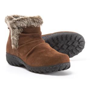 クホンブ Khombu レディース ブーツ シューズ・靴 Bonnie Boots Brown|fermart