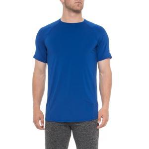 アンダーアーマー Under Armour メンズ トップス ランニング・ウォーキング MK1 HeatGear T-Shirt - Short Sleeve Royal|fermart
