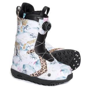 バートン Burton レディース シューズ・靴 スキー・スノーボード Limelight BOA Snowboard Boots Lamb|fermart