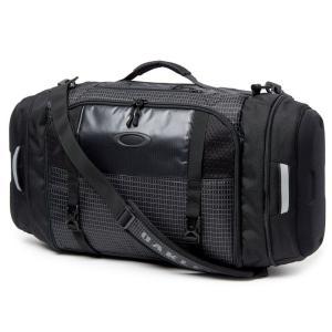 オークリー Oakley ユニセックス ボストンバッグ・ダッフルバッグ バッグ Link Duffel Bag Jet Black|fermart