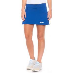 アシックス ASICS レディース ボトムス・パンツ テニス Love Tennis Skort Royal|fermart