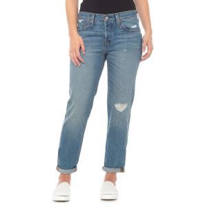 リーバイス Levi's レディース ジーンズ・デニム ボトムス・パンツ Over the Edge 501 Taper Jeans Over The Edge|fermart