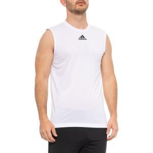 アディダス adidas メンズ ノースリーブ トップス Sporty T-Shirt - Slee...