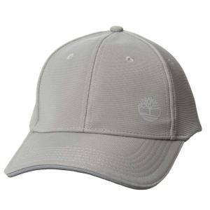 ティンバーランド Timberland メンズ キャップ 帽子 Ottoma Stretch Baseball Cap with Reflective  Logo Grey 6793282705f5