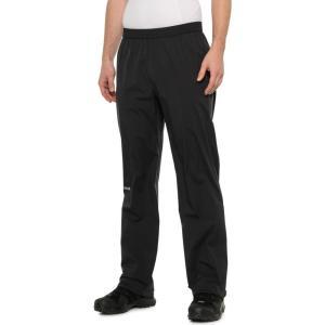 マーモット Marmot メンズ ハイキング・登山 ボトムス・パンツ ezor pants - waterproof Black|fermart