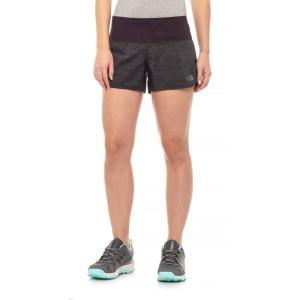 ザ ノースフェイス The North Face レディース ボトムス・パンツ ランニング・ウォーキング Flight Better Than Naked Shorts Galaxy Purple Digicamo Print|fermart
