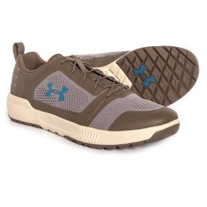 アンダーアーマー Under Armour メンズ シューズ・靴 釣り・フィッシング Scupper Fishing Shoes Hearthstone/Pewter/Moroccan Blue fermart