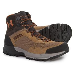 アンダーアーマー Under Armour メンズ シューズ・靴 ハイキング・登山 Post Canyon Mid Hiking Boots Saddle/Cannon|fermart
