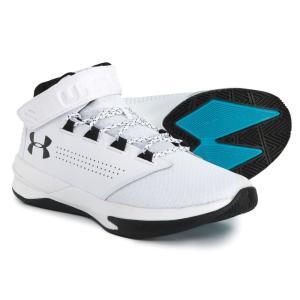 アンダーアーマー Under Armour メンズ シューズ・靴 バスケットボール Get B Zee Basketball Shoes White/White fermart
